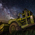 Earth Mover by Aaron J Groen