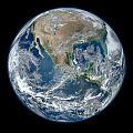 Earth by Nasa Jpl
