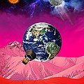 Earth To Mars by Bruce Iorio
