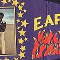 Earth Wind Fire Pennant 1970s by Jussta Jussta