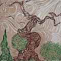 Earthen Tree by Stefan Duncan