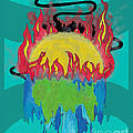 Earth's Melt Down by Tammy Ishmael - Eizman