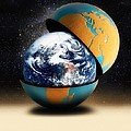 Earths Protective Cover by Gravityx9  Designs