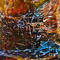 Earthy Abstract by Margie Chapman