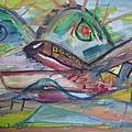 Easey Jet by Edward Burbidge