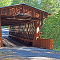 Easley Covered Bridge by Barb Dalton