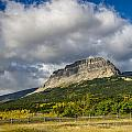 East Flattop Mountain by Greg Nyquist