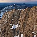 East From Mt. Evans by Benjamin Reed