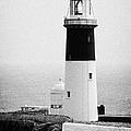 East Light Lighthouse Altacarry Altacorry Head Rathlin Island  by Joe Fox