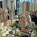 East Midtown Aerial by Jannis Werner