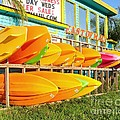 East Of Maui - Dewey Beach Delaware by Kim Bemis