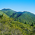 East Peak Of Mount Tamalpias-california by Ruth Hager