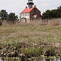 East Point Light by Christiane Schulze Art And Photography