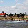 East Point Lighthouse II by Christiane Schulze Art And Photography