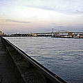 East River Vista 1 - Nyc by Madeline Ellis