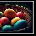 Happy Easter My Dear Friends by Marija Djedovic