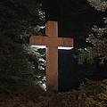 Easter Cross by Glenn Gordon