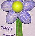 Easter Egg Flower by Emmy Vickers