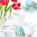 Easter Egg Setting by Amanda Elwell