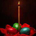 Easter Hope For Peace And Life by Alexander Senin