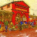 Eastern Market by John Farr