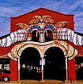 Eastern Market Painted Barn by Daniel Thompson