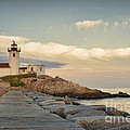 Eastern Point Lighthouse by Juli Scalzi