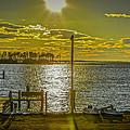 Eastern Shore Sunset by John Jack