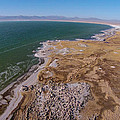 Eastern Side Of Mono Lake by David Levy