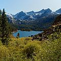 Eastern Sierras 22 by Richard J Cassato