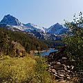 Eastern Sierras 23 by Richard J Cassato