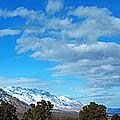 Eastern Sierras Panoramic - U S 395 California by Glenn McCarthy Art and Photography