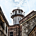 Eastern State Penitentiary Guard Tower by Bill Cannon