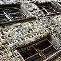 Eastern State Windows by Michael Dorn