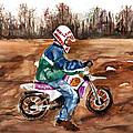 Easy Rider by Clara Sue Beym