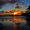 Eat At Joes - Daytona - Florida by George Bostian
