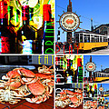 Eat Drink Play Repeat 20140713 San Francisco by Wingsdomain Art and Photography