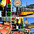 Eat Drink Play Repeat San Francisco 20140713 Vertical V2 by Wingsdomain Art and Photography