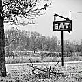 Eat Here by Gary Richards