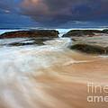 Ebb Tide Sunrise by Mike  Dawson