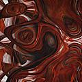 Ebony Flow by Jack Zulli