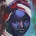 Ebony Women by Jolanta Shiloni