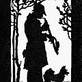 Eckstein Man And Dog by Granger