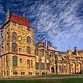Eclectic Castle by Susan Candelario