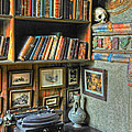 Eclectic Office by Dave Mills