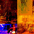 Eclectic Things Collage by Cathy Anderson