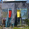 Eco-home by Nina Silver