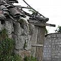 Ecuadorian House Falling Into Ruin by Robert Hamm