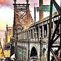 Queensboro Bridge by Re Dub