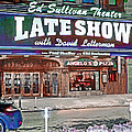 Ed Sullivan Theater by Jerry Gammon